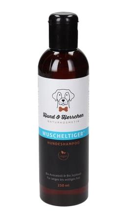 Hundeshampoo Hund und Herrchen